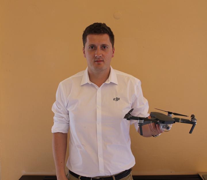 Drohnen Politik Christian Struwe DJI