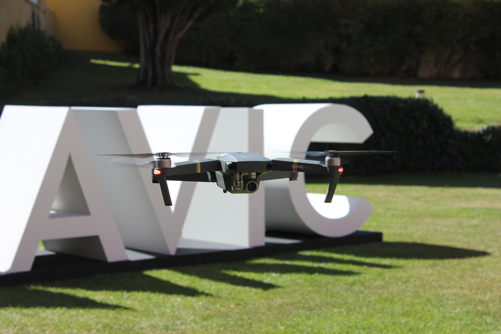 Drohnen Politik DJI Mavic Pro Drohne