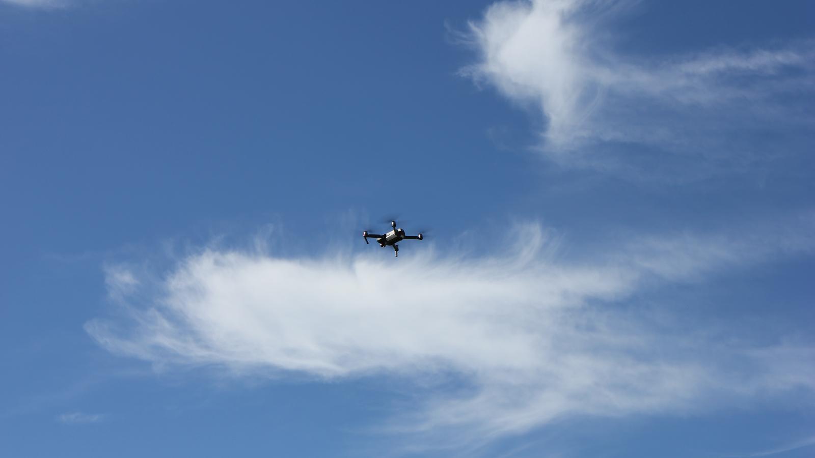 Drohnen Politik DJI Start