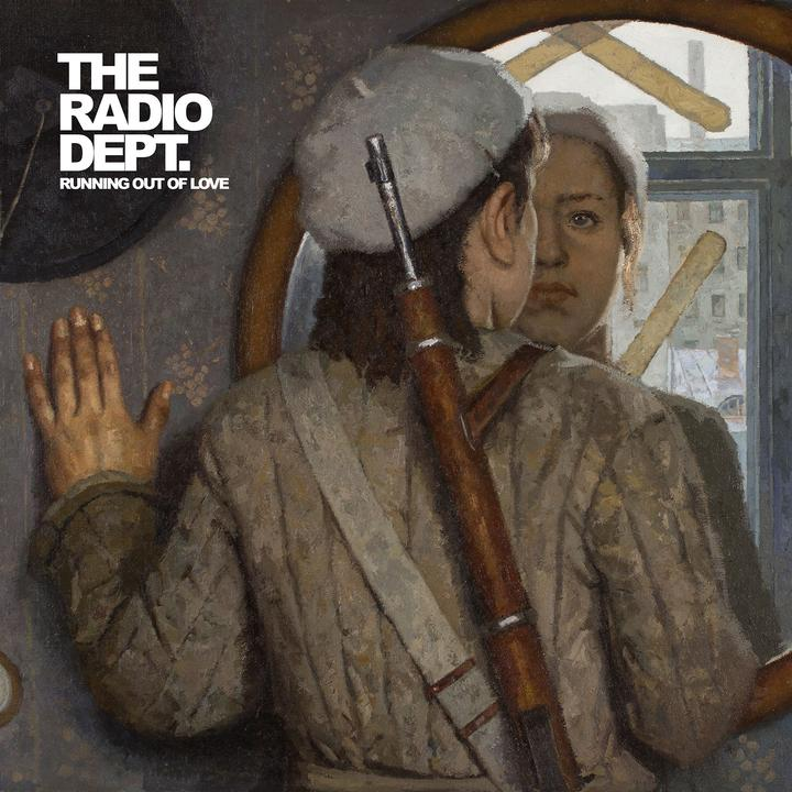 The Radio Dept. Running out of Love Cover WW 23102016