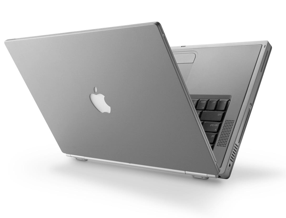 Apple PowerBook G4 Titanium