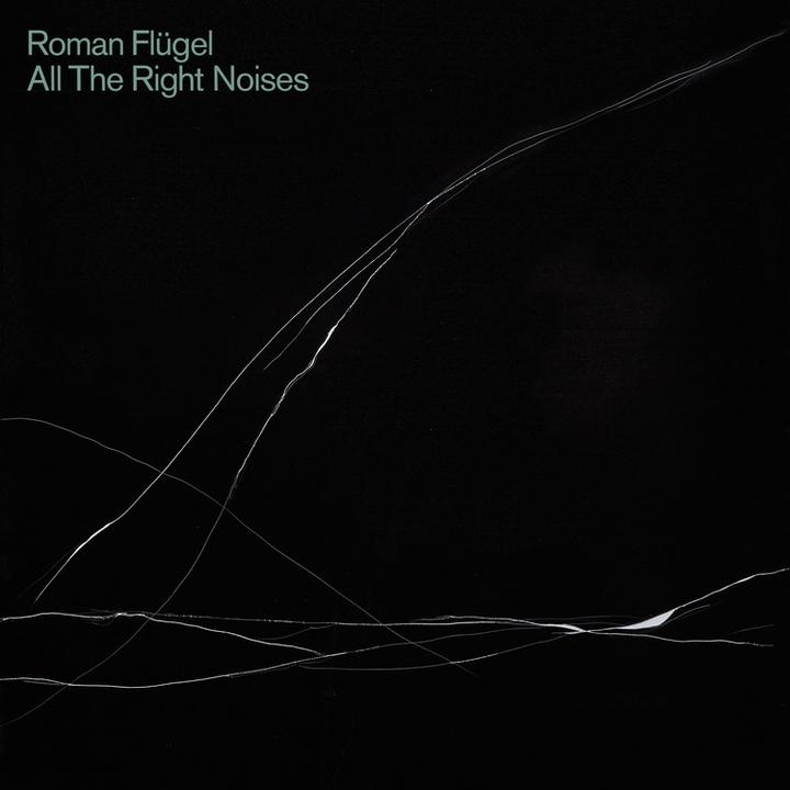 Roman Flügel All The Right Noises Cover