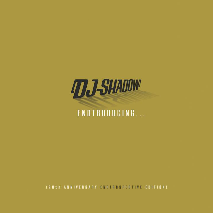 Endtroducing DJ Shadow Anniversary