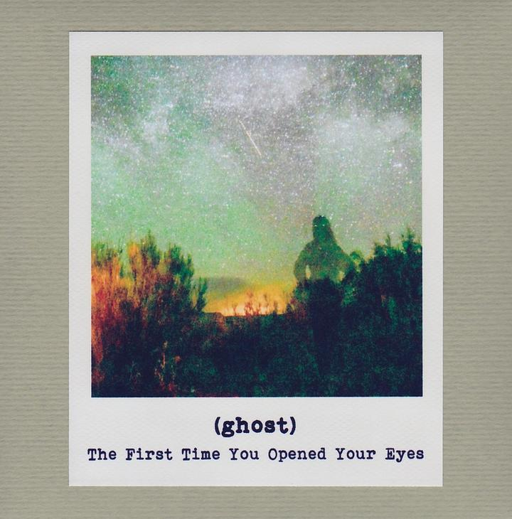 (ghost)-The First Time you opened your eyes-wwalkman
