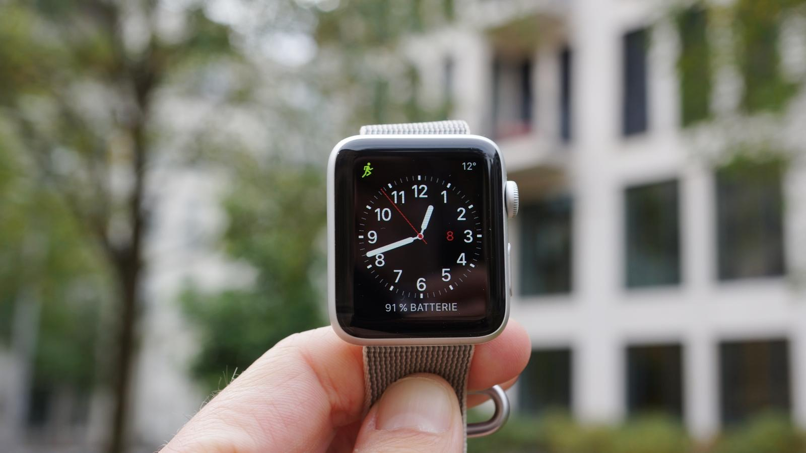 Review Apple Watch 2 02