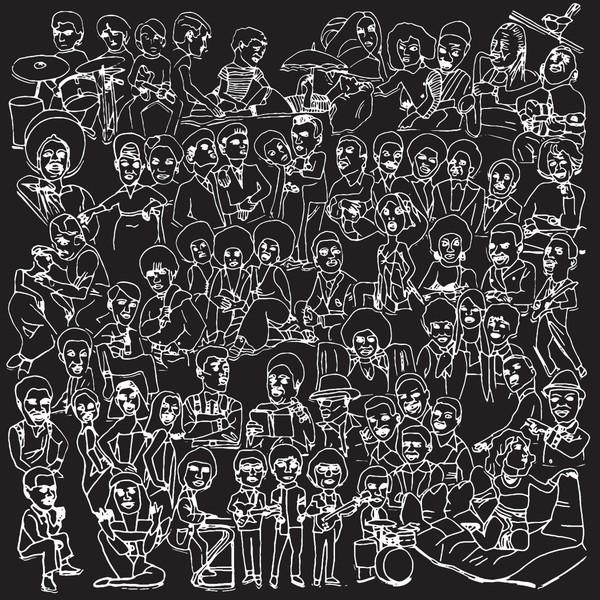 Romare Love Songs Part 2 Cover WW19112016