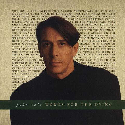 John Cale Words For The Dying WWalkman26112016