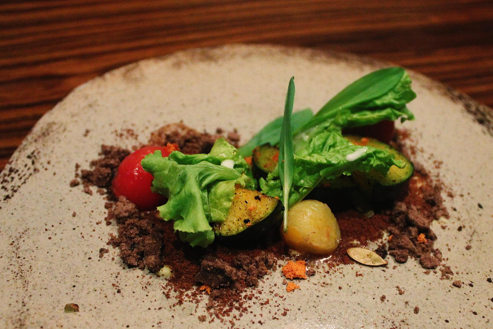 Mexiko Kuuk Kool Salat