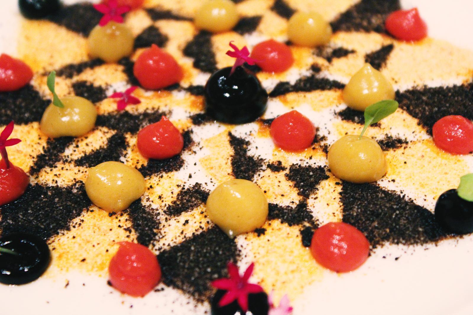 Mexiko Kuuk Mandala Plate
