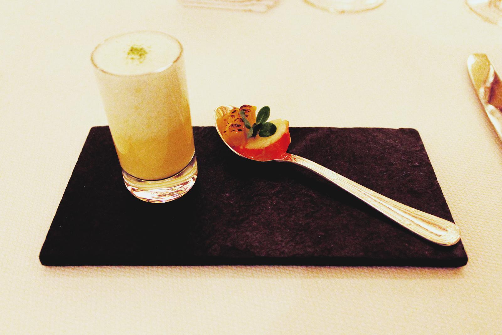 Mexiko Ritz Carlton Maissuppe