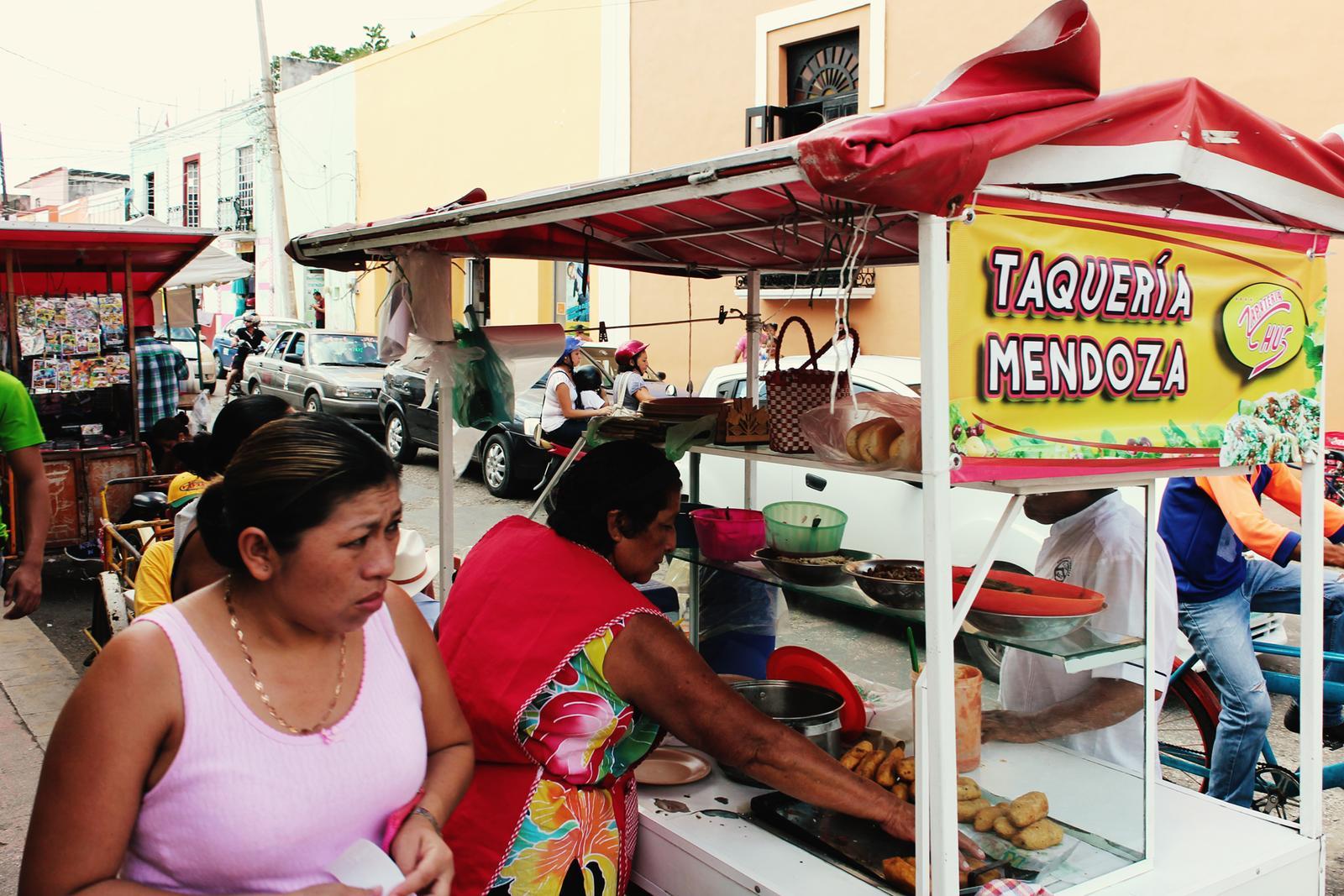 Mexiko Taqueria Valladolid