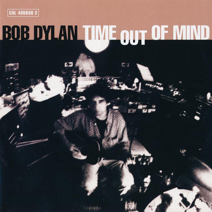 Bob Dylan Time Out Mind Cover