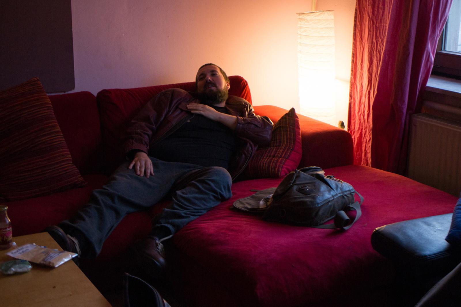 Brandt Brauer Frick Beaver Couch