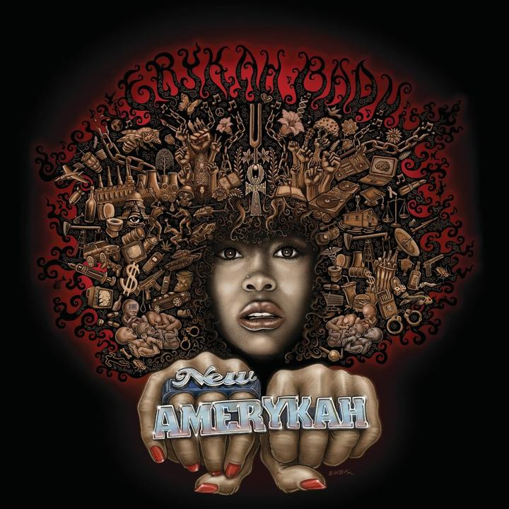 Erykah Badu The New Amerykah Part One