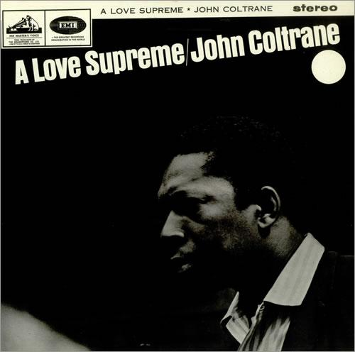 John Coltrane A Love Supreme Cover