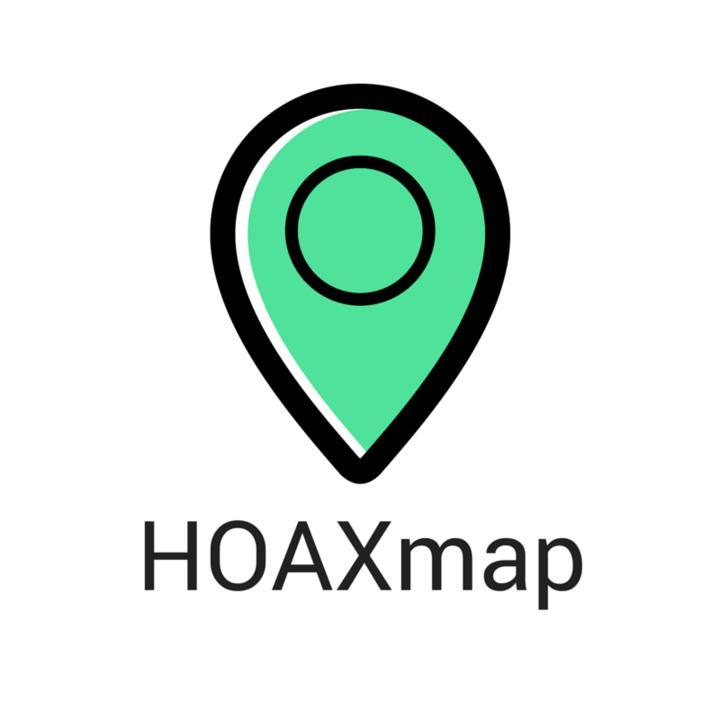 HOAXmap Logo gross