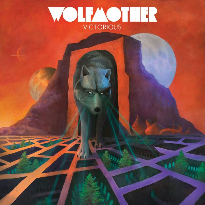 Wolfmoter Victorious Cover Walkman