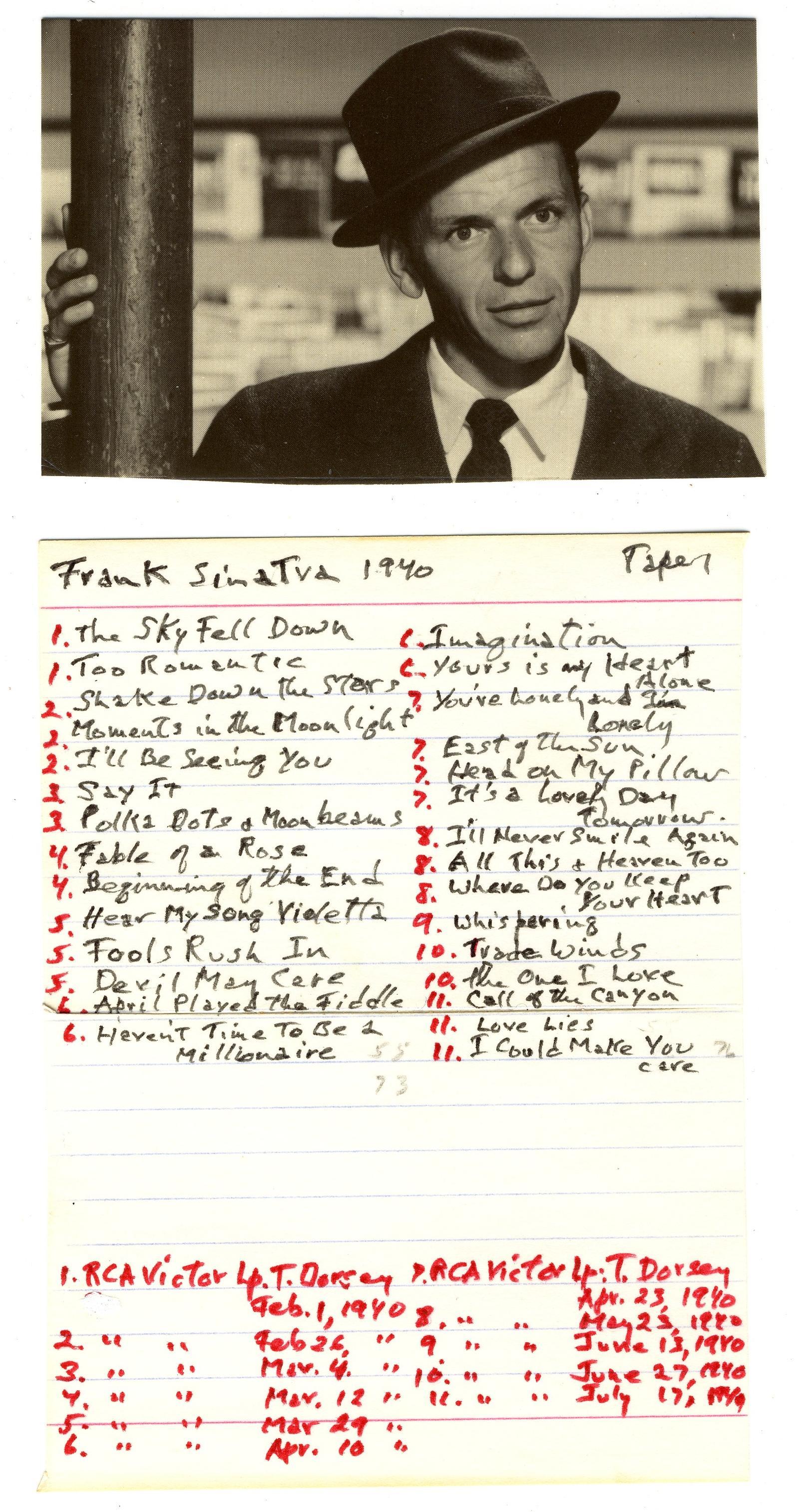 Jazz Archiv full
