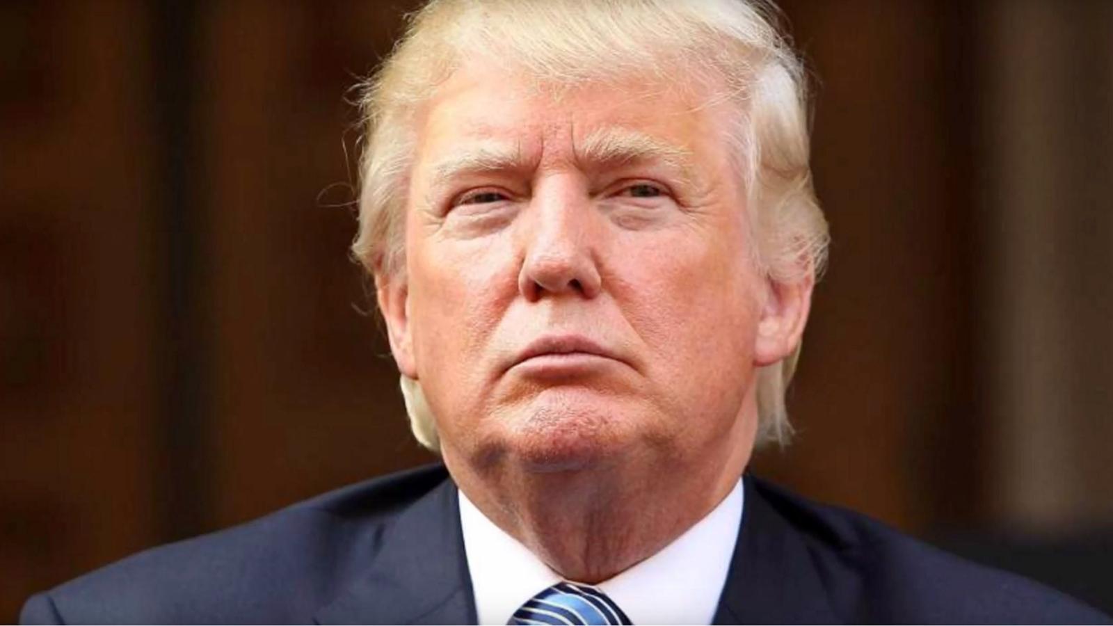 Donald Trump Rhetorik