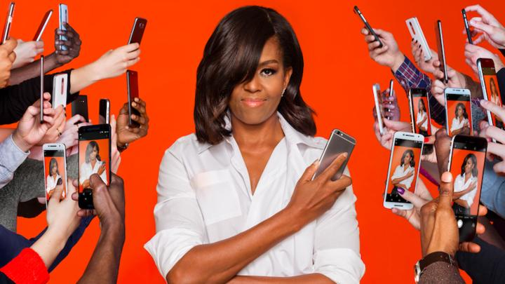 Michelle Obama Verge LL20032016