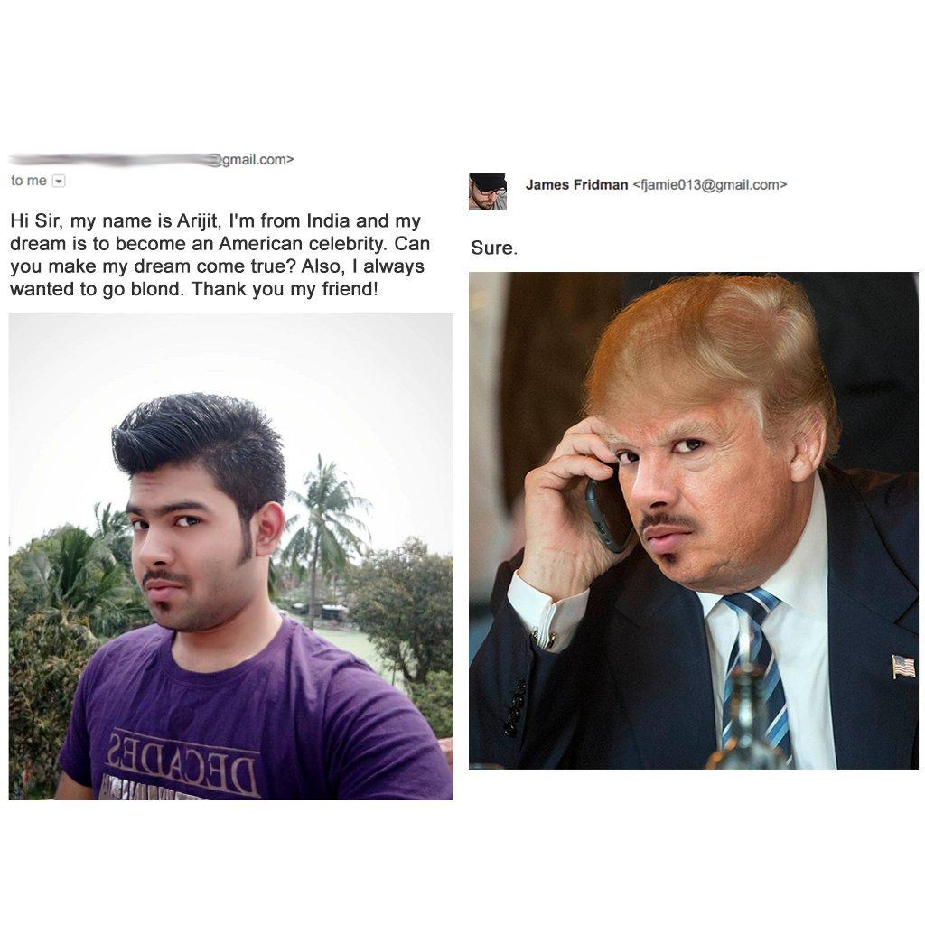 Fridman Photoshop Trump 03