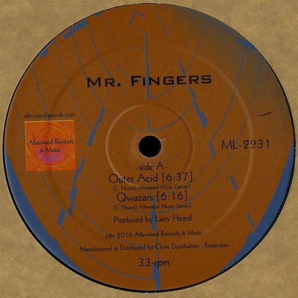 Mr Fingers WWalkman