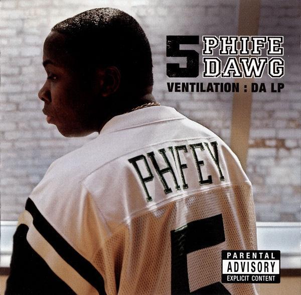 Phife Dawg Ventilation LP Cover WW 26032016
