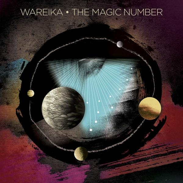 Wareika, The Magic Number LP Cover