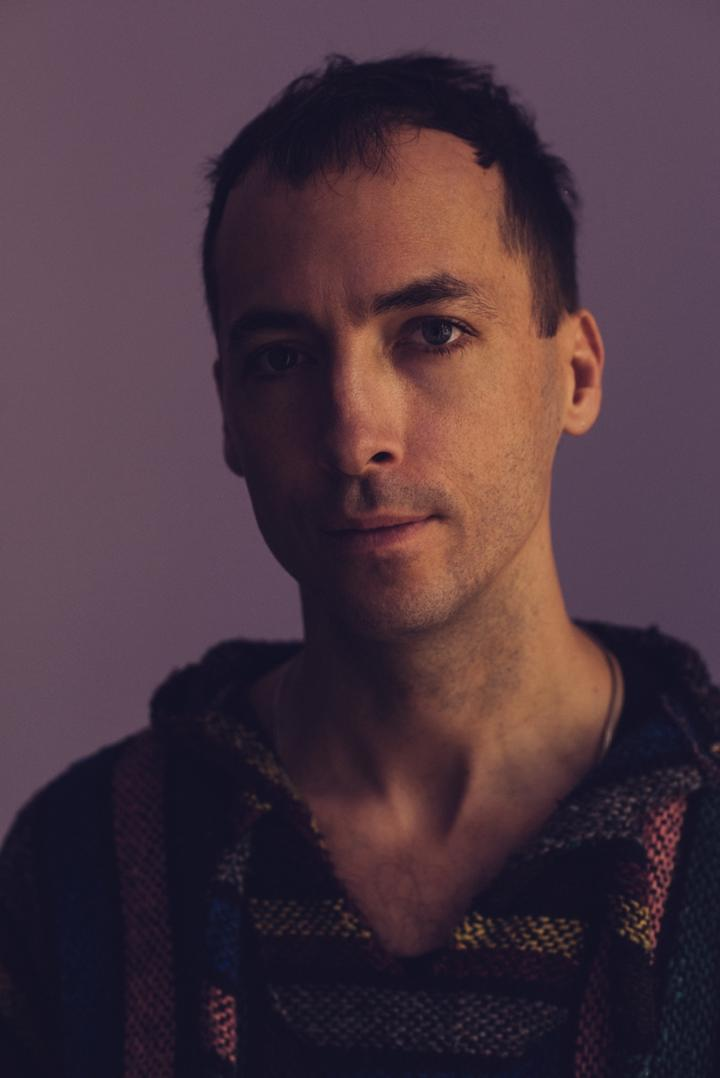 Tim Hecker Portrait