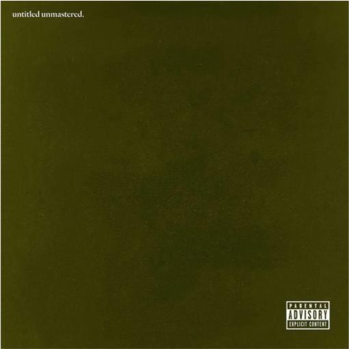 Kendrick Lamar Untitled Unmastered Cover WW 05032016