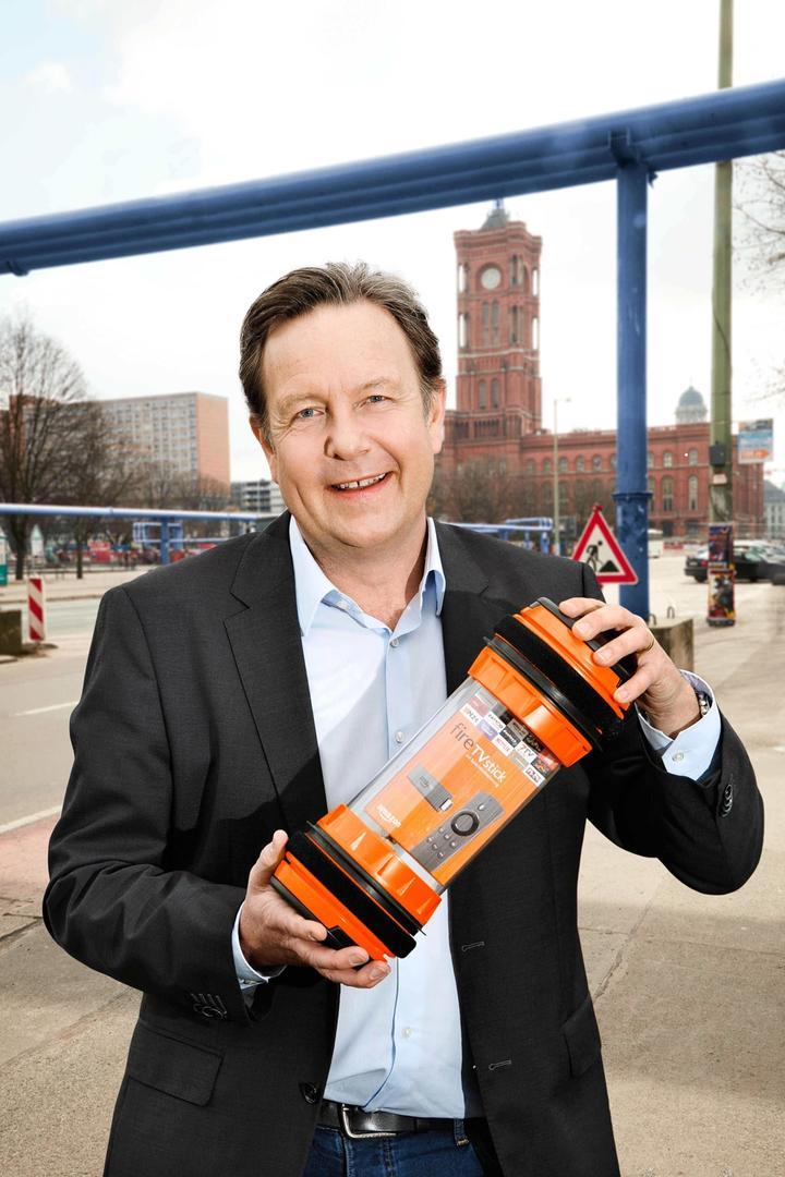 Amazon Rohrpost Ralf Kleber