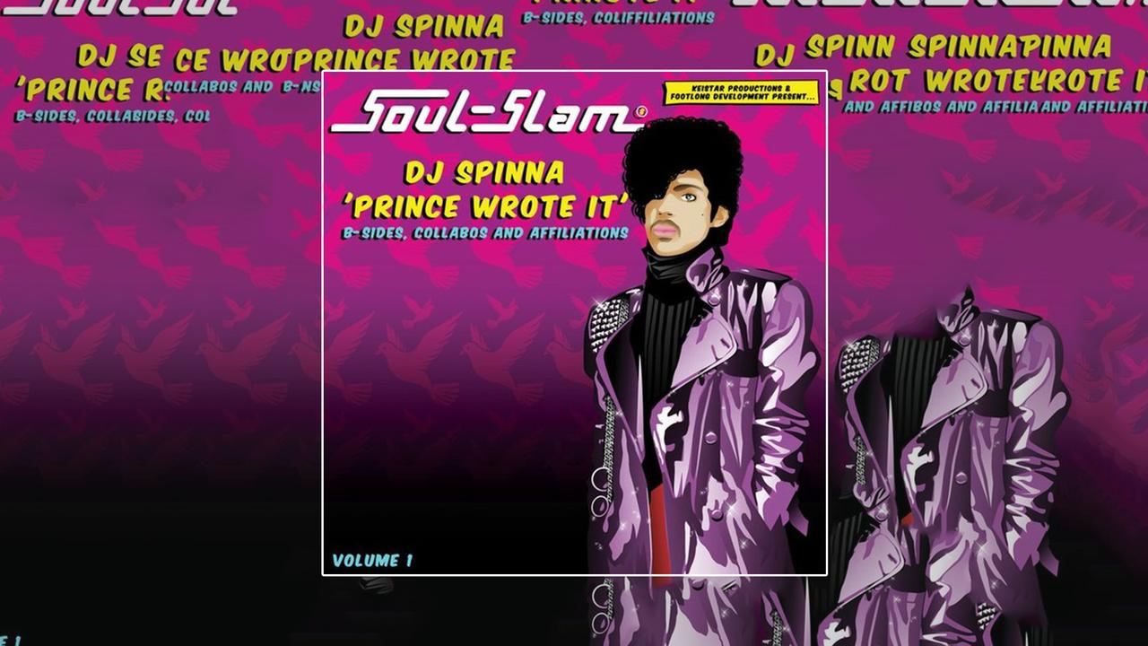 Mix der Woche DJ Spinna Prince Wrote it