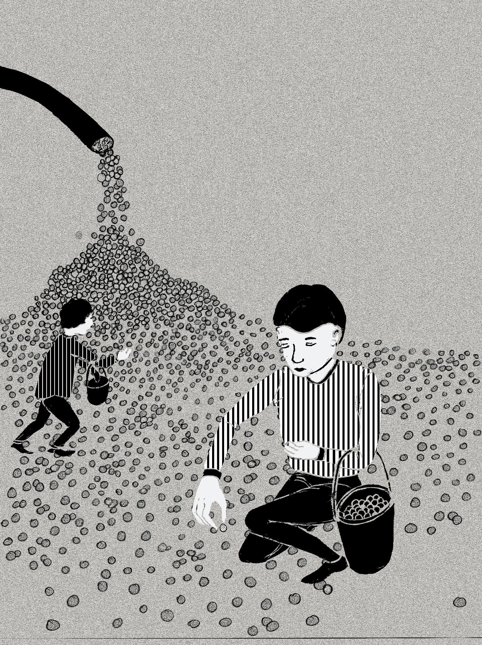 Fragmente einer Großstadt Leben in der erbsensammlergesellschaft full