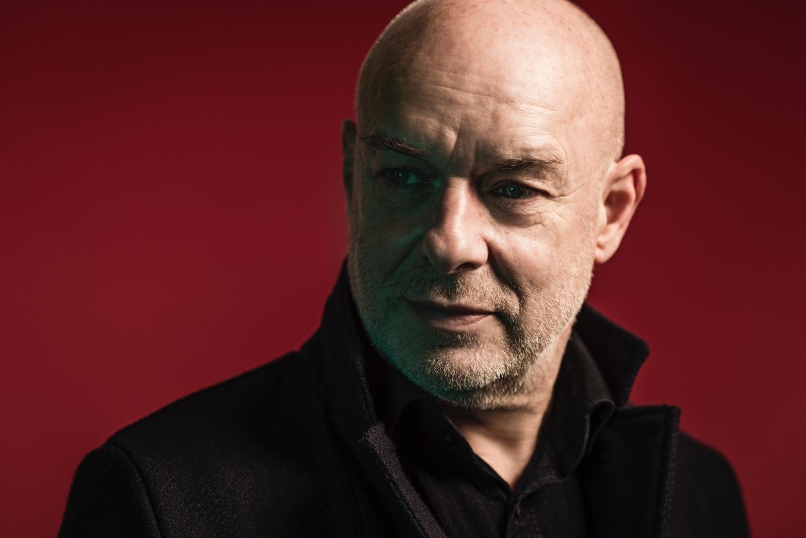 Brian Eno Portrait 02