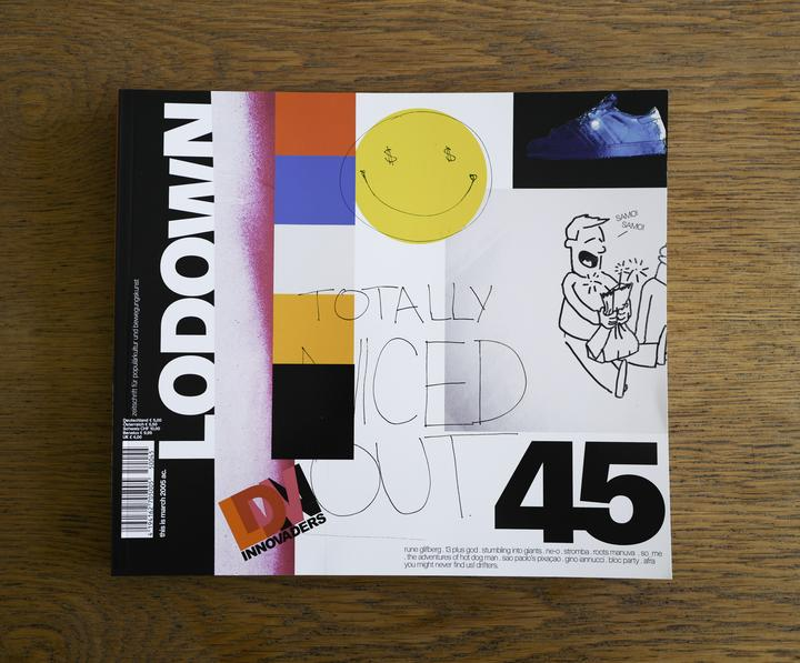 Lodown 45 Cover