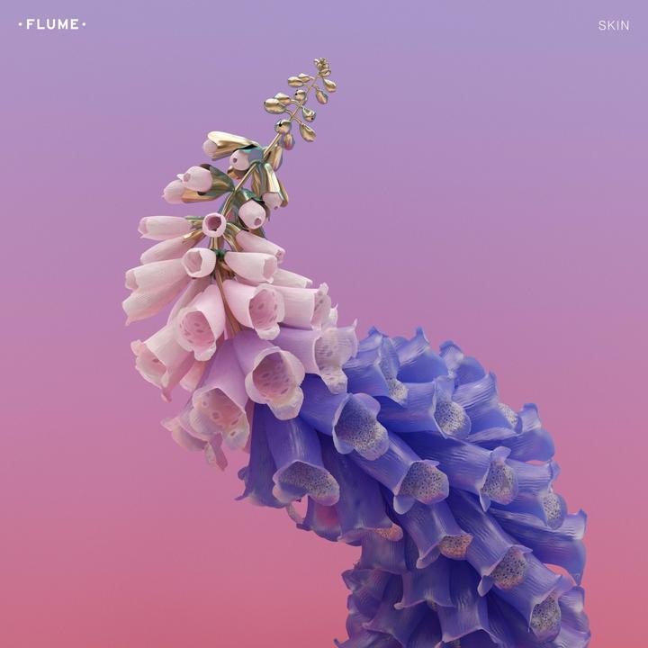 Flume Skin Cover Walkman Mai 2016
