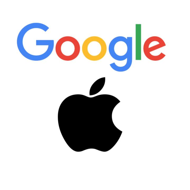 Google Apple Logo