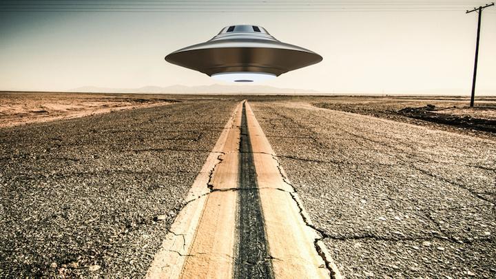 LL 12062016 Fliegendes UFO
