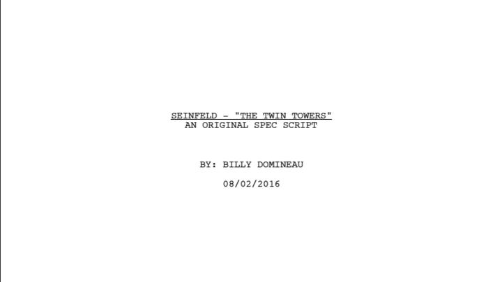 Seinfeld 9/11 LL 14082016