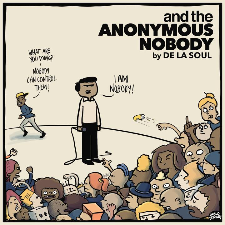 De La Soul Anonymous NobodyCover WW 27082016