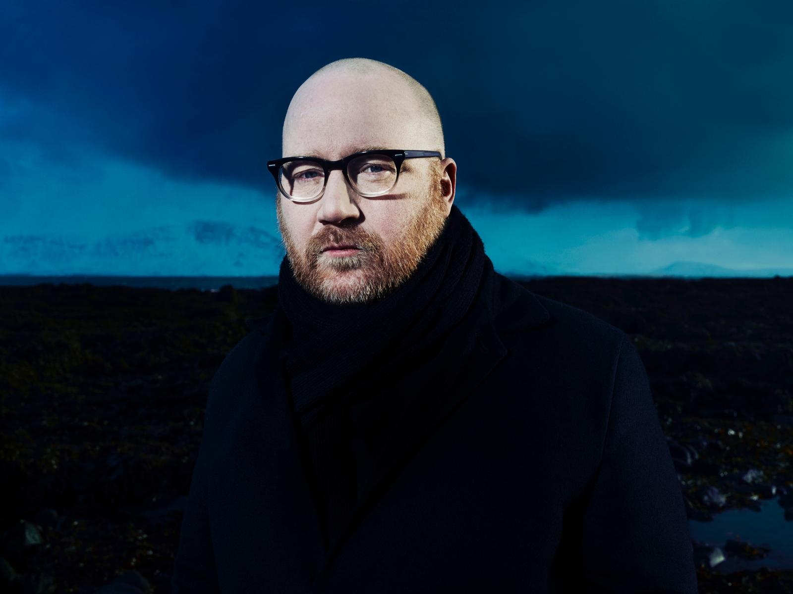 Johann Johannsson 2016 Portrait 01