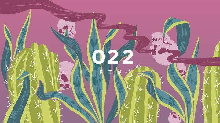 Filter Tapes 022 Cover Viktoria Cichon