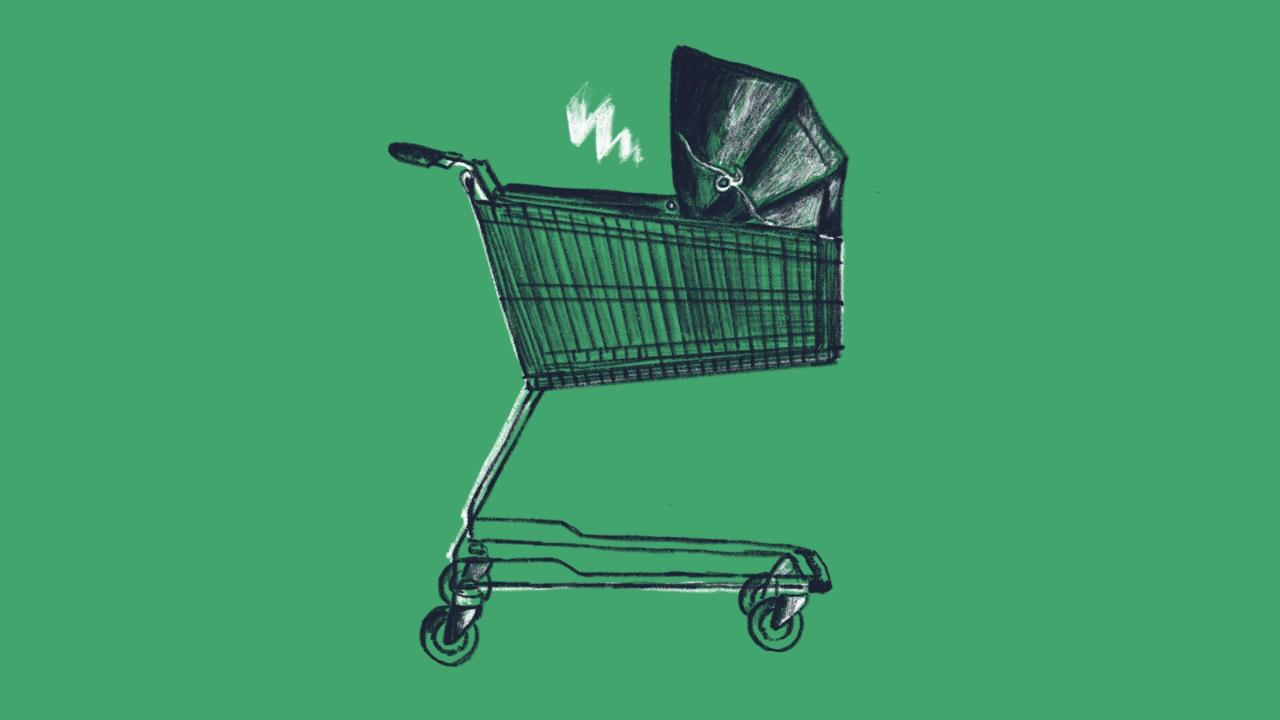 Die Geburt des Konsumenten