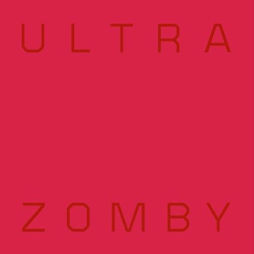 Zomby Ultra Artwork
