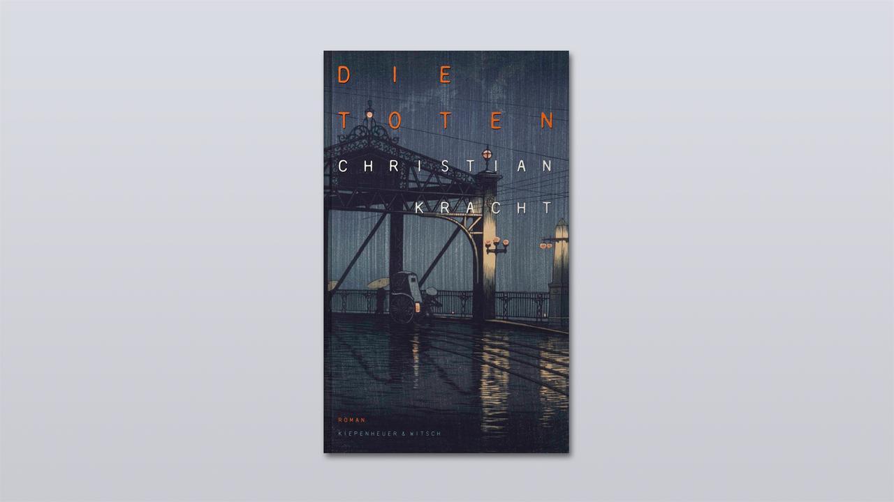 Christian Kracht Die Toten Cover