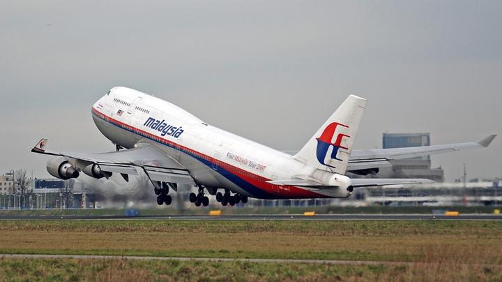 Malaysia Airline Leseliste September 2016