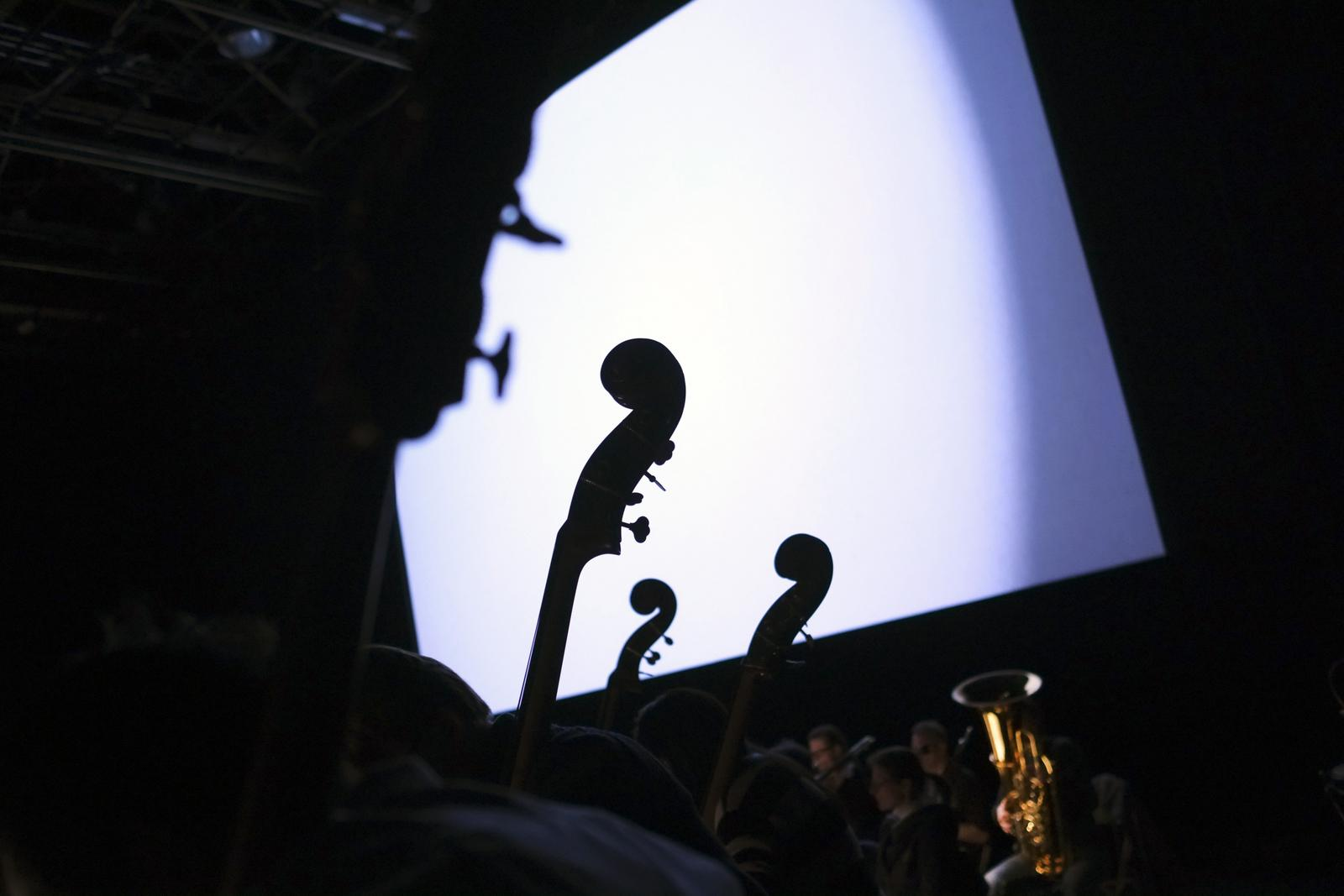 Klub Katarakt John Cage One 11 and 103 Probe Orchester Closeup