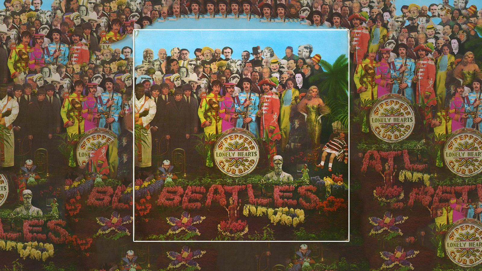 Sgt. Pepper's Lonely Hearts Club Band - Artwork