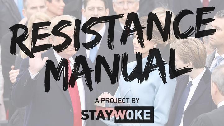 Leseliste Resistance Manual Januar 2017