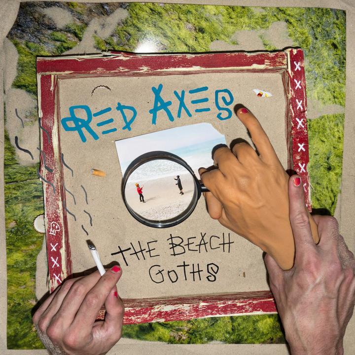 Red Axes The Beach Goths Walkman 20171014